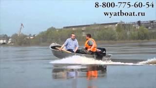 Вятка Профи 37 алюминиевая моторная лодка от Вятбот(Заказать алюминиевую моторную лодку Вятка Профи 37 вы можете на нашем официальном сайте wyatboat.ru или по беспла..., 2016-03-14T06:52:25.000Z)