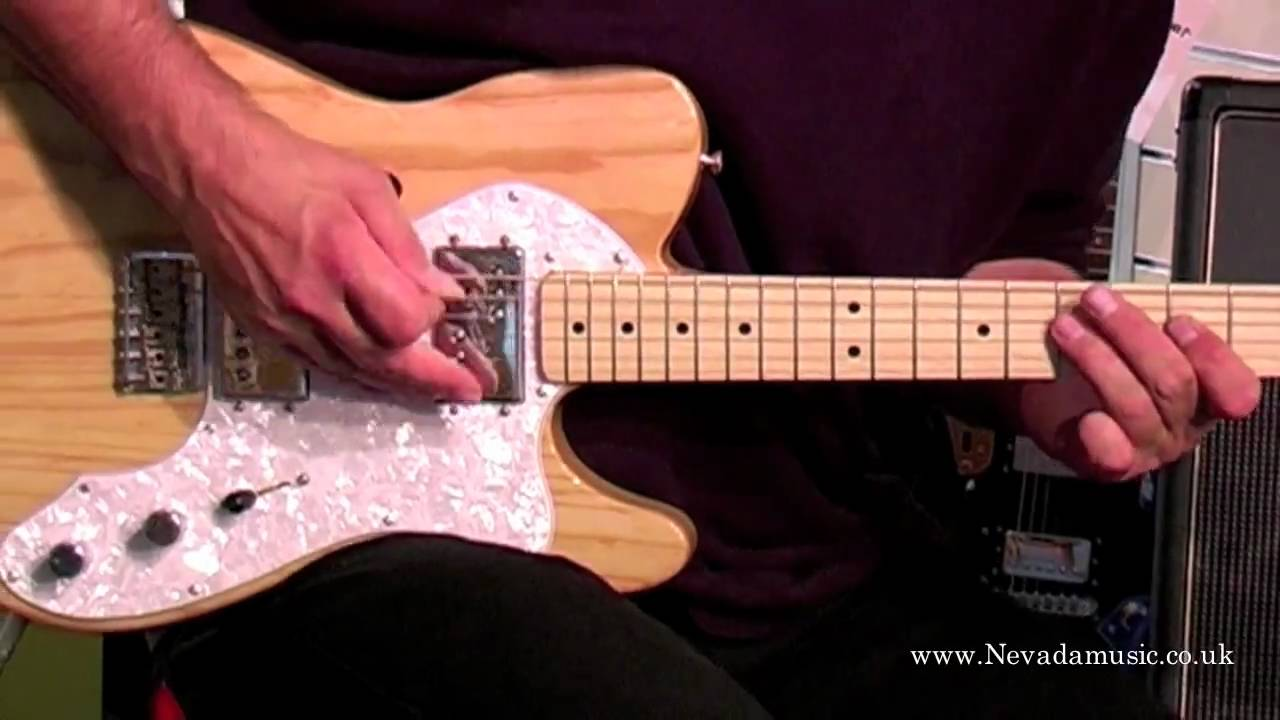 Fender Classic 72 Thinline Telecaster Natural Pmt Youtube 4 Way Switch