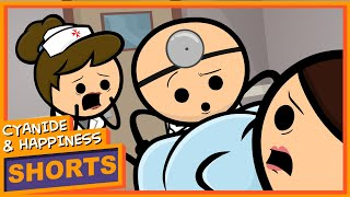 Dr. Realdoctor - Cyanide & Happiness Shorts