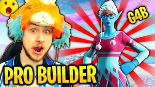 THE BEST BUILDER OF THE G4B AIME THE 'SALES' ON FORTNITE BATTLE ROYALE! (ft. Pickiss.)