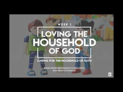 Caring for the Household of Faith