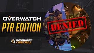 Overwatch | How to Counter Genji & Hanzo | DENIED - PTR EDITION