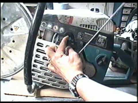 MAKITA DPC 7311 Concrete Saw Diagnosis - YouTube on