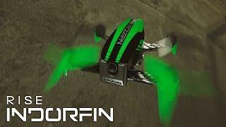 Load Video 1:  RISE Indorfin FPV Drone : Spotlight