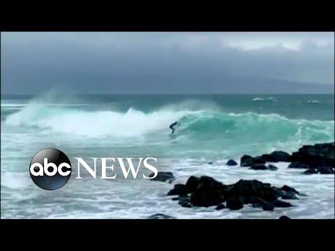 Hurricane Lane takes aim at Hawaii