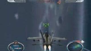 Wii Heatseeker F-18 Mission 2.3.2