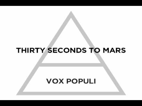 Thirty Seconds to Mars - Vox Populi (Official Lyric Video)