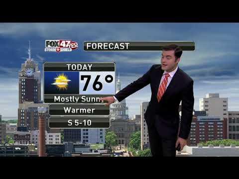 Jim's Forecast 10/20