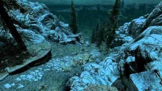 The Elder Scrolls V: Skyrim Tweak Graphic New Moons Pc Gameplay 1080p