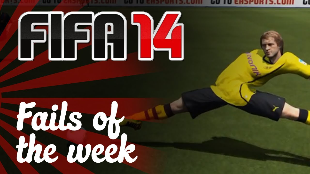 FIFA 14 - Top 5 Fails Of The Week - FUNNY DIVE!! - Episode 1