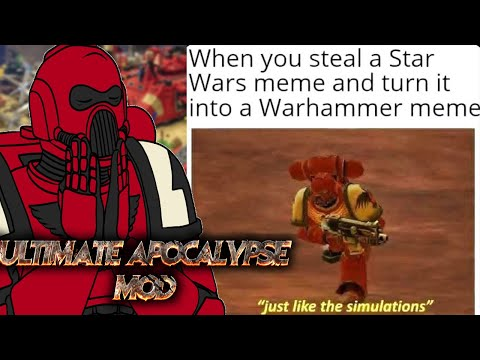 """Space Marines are """"Very Balanced"""" in Dawn of War Ultimate Apocalypse"""