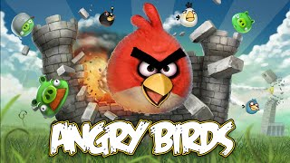 Angry Birds Portable Gameplay