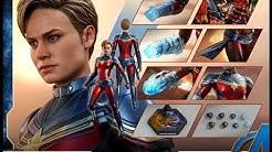 Avengers Endgame Livestream Captain Marvel first look April 15, 2020