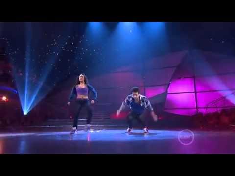 Màn nhảy hip hop của nữ sinh Nam Định