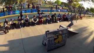 LSB / Liga Skate de Barrio / Fecha 3 / Gas / 2014