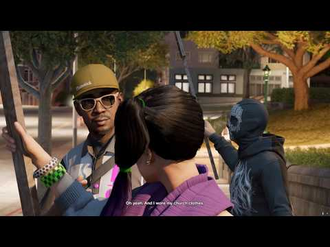 25 Minutes Of Watch Dogs 2, But In Japanese