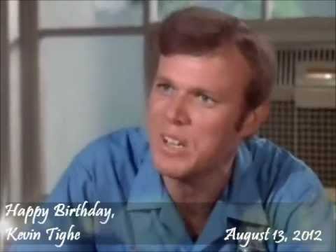Happy Birthday, Kevin Tighe! August 13, 2012