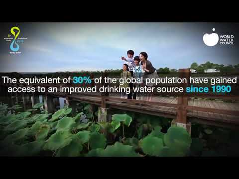 World Water Council presents the 8th World Water Forum, in Brazil