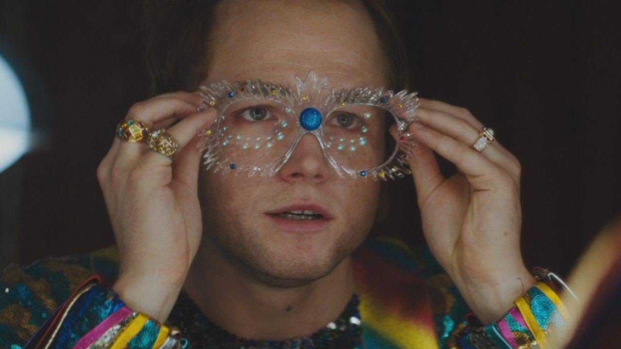 Rocketman Trailer: Taron Egerton Impresses as Elton John