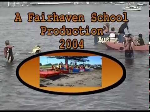 Boat builders 2004 Fairhaven School Te Puke