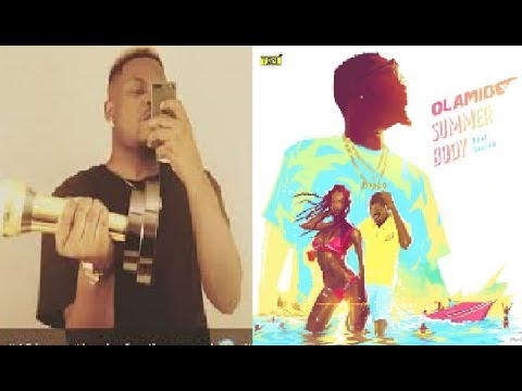 US Billboard Celebrates Olamide's Summer Body Ft  Davido As The Most Mentioned Song On Twitter