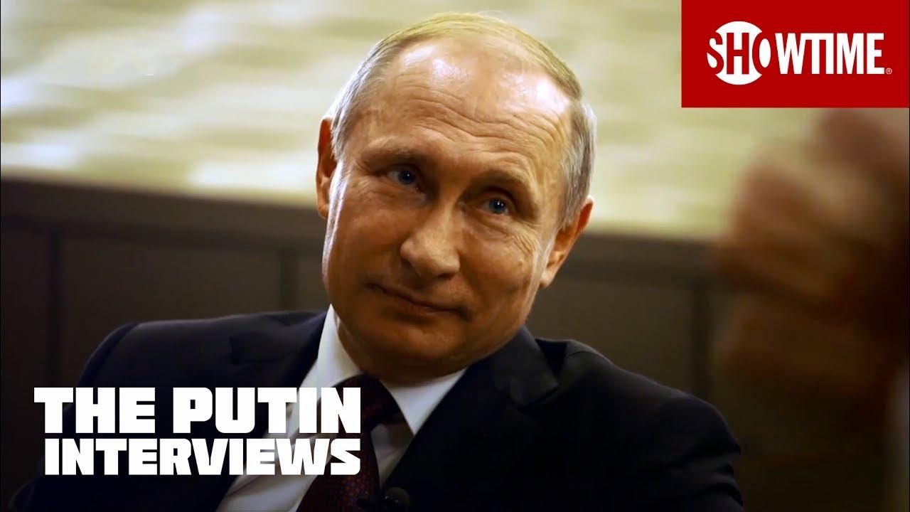 Oliver Stone Putin