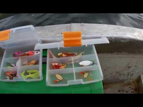 Бюджетный УЛЬТРАЛАЙТ Волжанка СТИЛЕТ. Обзор и рыбалка - YouTube