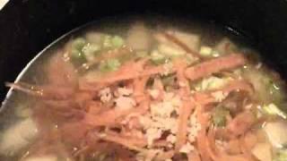 #6 Organic Broccoli Soup & Cream Of Broccoli Potato Cheddar Cheese Soup.avi