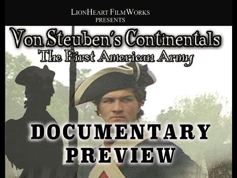 •.• Watch Full Von Steuben's Continentals: The First American Army