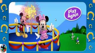 Mickey Mouse Clubhouse Games - Lucky You A Game For Two - Disney Jr. Games