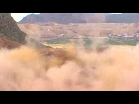 Copper Resource Contracting Drilling and Blasting