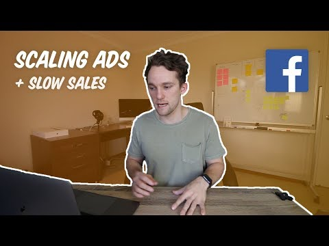 Scaling Facebook Ads &  Slow Sales