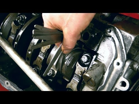 Land Rover engine rebuild stuff you must know - CON ROD