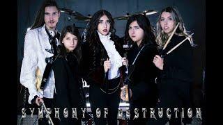 Symphony of Destruction - Liliac (Official Cover Music Video)