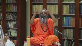 Moksha Svaroopa & Moksha Sadhana  in Adisankaracharya's Bhasyams -  May 5  2019