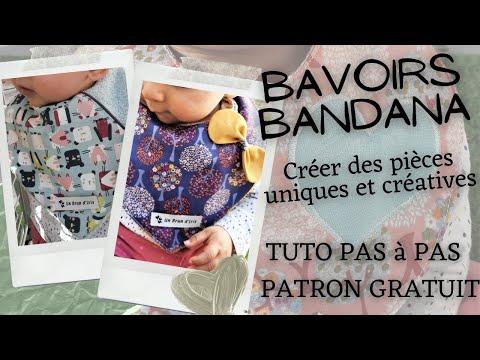 BAVOIRS BANDANA ORIGINAUX