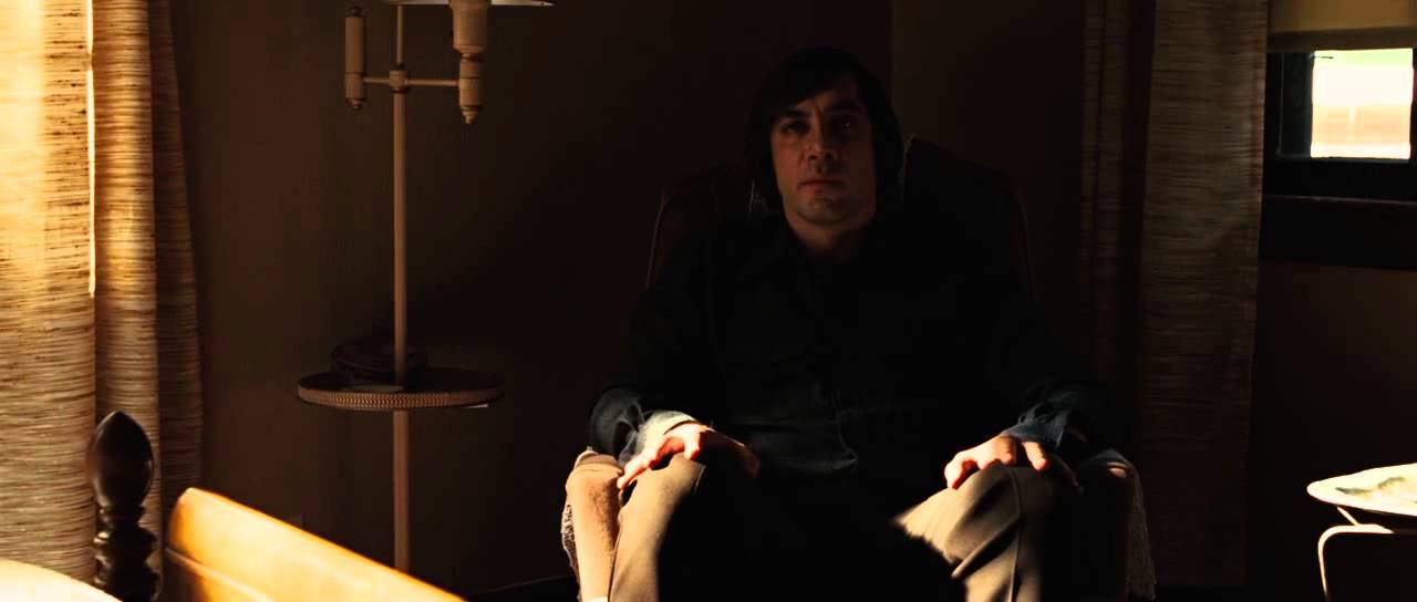 No Country For Old Men : Carla Jean And Anton Chigurh