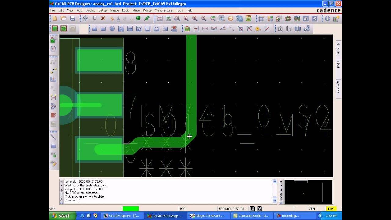 PCB Editor Designing PCB Editor 6 layers - YouTube