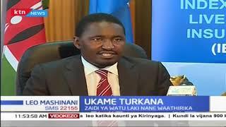 Turkana yaathirika na ukame