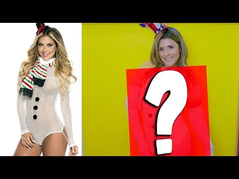 Download Youtube: DIY SEXY HOLIDAY LINGERIE // Grace Helbig