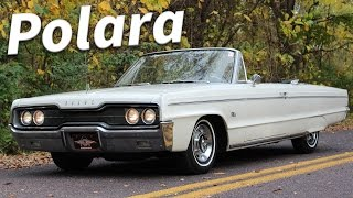 1966 Dodge Polara 500 Convertible || Full Tour & Start Up
