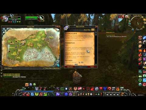 WoW (World of Warcraft) - Scourgekabob quest