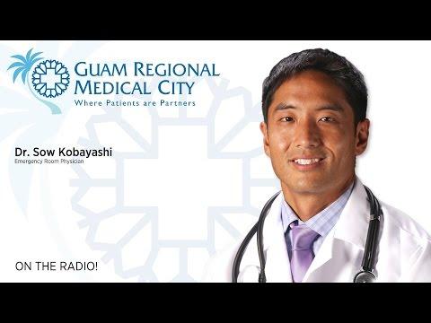GRMC Emergency Room & Urgent Care Physician Dr. Sow Kobayashi on K57