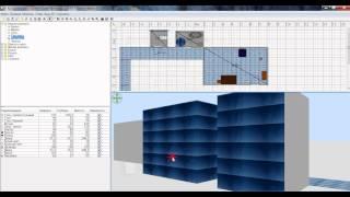 Как работать с Sweet Home 3D Часть 3