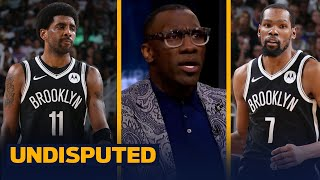 Kyrie's injury means it's KD's time to show he's the best in the NBA — Shannon | NBA | UNDISPUTED
