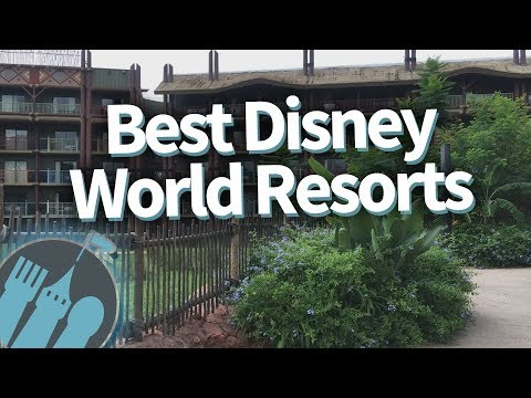 Best Disney World Hotels!