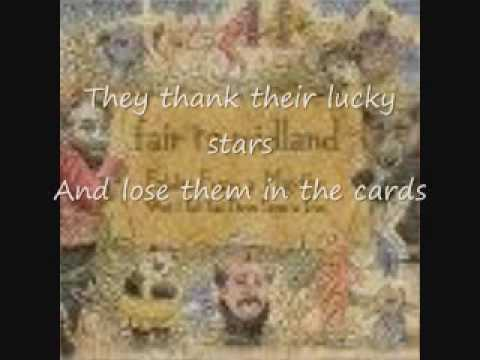 Fair to Midland - An Honest Con Man (with Lyrics)