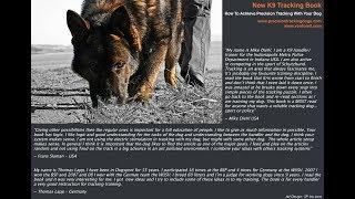 Tracking Dog Training With Precision - Www Precisiontrackingdogs.com