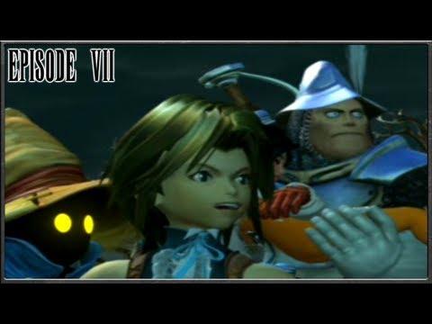Final Fantasy IX - Escape From Evil Forest, Blanks Sacrifice - Episode 7