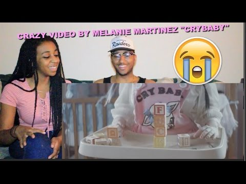 "Couple Reacts : Melanie Martinez ""Cry Baby"" Music Video Reaction!!!"